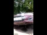 В Усть-Каменогорске легковушка столкнулась с грузовиком (1) incident_uka