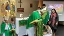 Христианские проповеди. Не раздражайте Господа! Крещение Евангелины Романюк.
