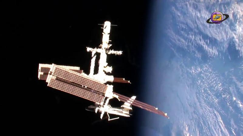 Спейс шаттл Индевор последний раз в космосе, уникальные кадры!