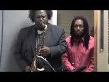 Dontae Winslow playing Lee Morgan's Goldie with Austin Peralta &amp Kamasi Washington
