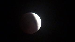 """""""Кровавая луна"""" - самое длительное лунное затмение в 21-ом веке. 27 июля 2018 года"""