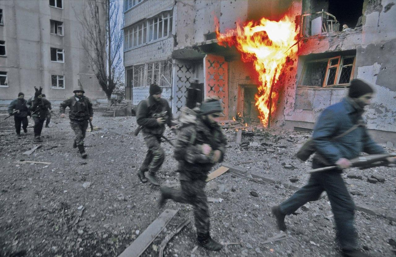 Первая и вторая Чеченские войны (26 ФОТО): philologist