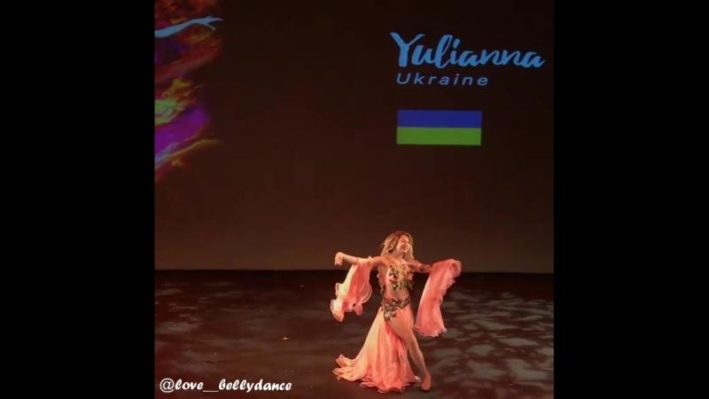 Юлианна Воронина 2018