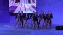 Показательное выступление сборной России по синхронному плаванию на Шоу Олимпийских чемпионов 2018