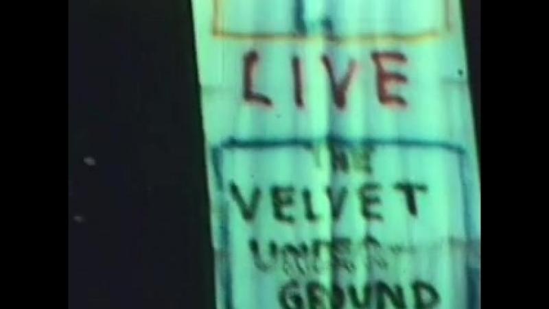 (Jonas Mekas) Velvet Undergrounds First Public Appearance