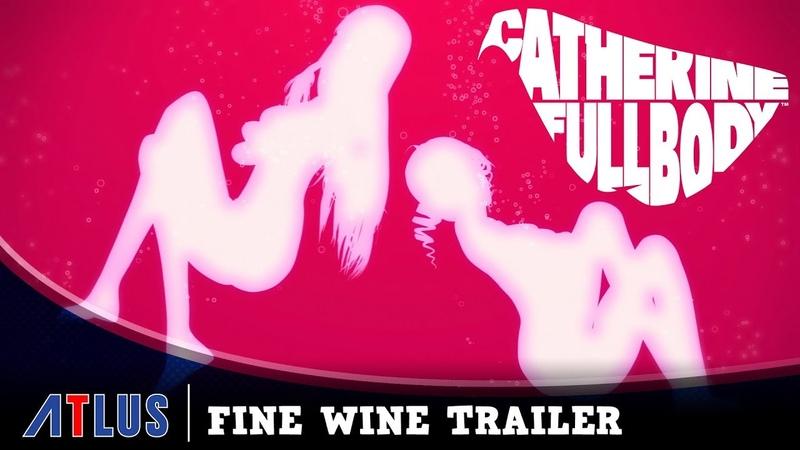 Catherine: Full Body | Fine Wine Trailer (PEGI)