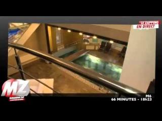 Новости NEWSru com Анжи снимает Это'О квартиру в Москве за 80 тысяч евро в месяц ВИДЕО