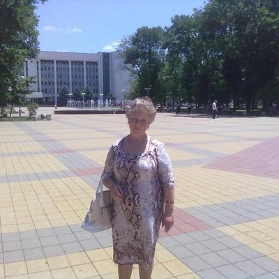 Вера Триль-Чайка, 19 марта , Томск, id219742394