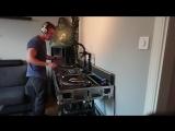 Krixa - 100 Analog Vinyl Hardtechno DJ Set Volume 2