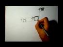 Как рисовать аниме Сунако Sunako