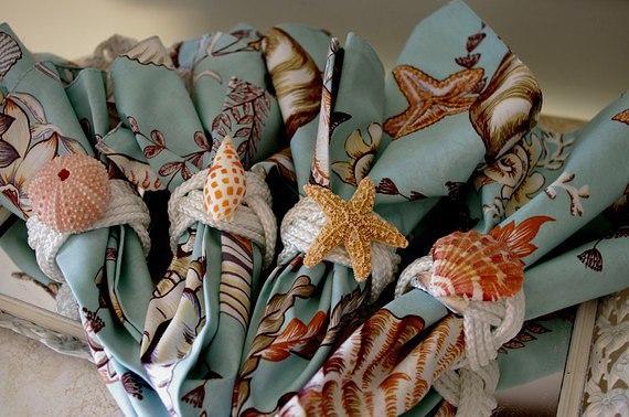 Декор в морском стиле (5 фото) - картинка