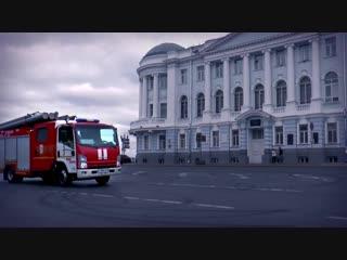 Единый номер вызова служб экстренного реагирования - пожарные