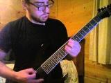 Sacrifice of Blood (Azarath guitar cover).mov
