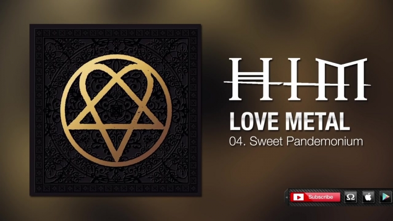 HIM - Sweet Pandemonium (Love Metal)