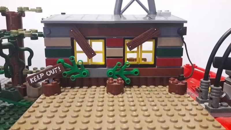 Lego Kombat Серия 2 Раунд 1