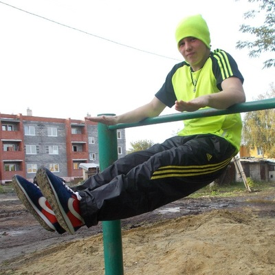 Саня Евдокимов, 31 октября 1995, Челябинск, id182255426