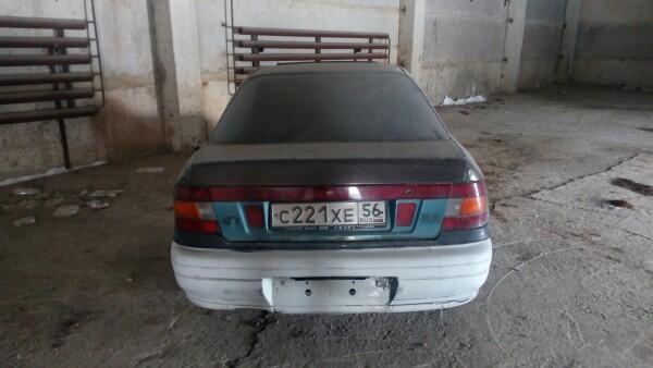 Hyundai Lantra GLS  Год выпуска 1992г.в  Объем | Объявления Орска и Новотроицка №2947