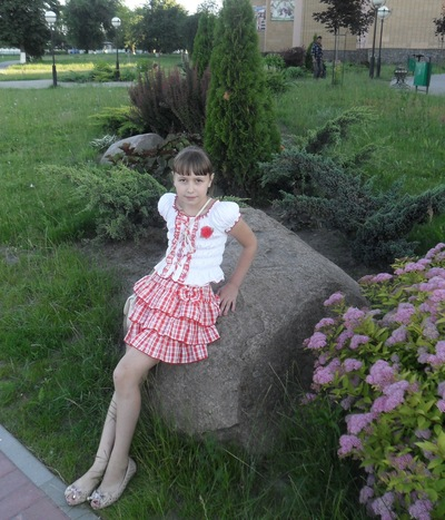 Ирина Балиевич, 18 сентября 1999, Каменец, id227768374