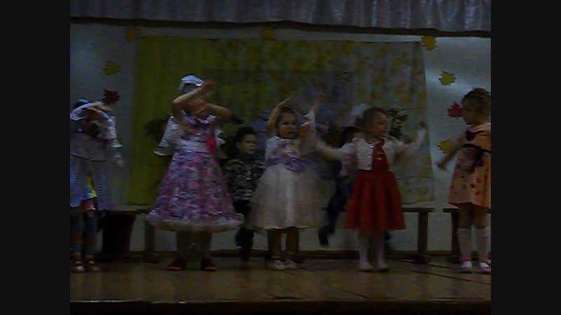 Танец перелётных птичек!