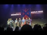 VK180805 MONSTA X fancam - Talk @ The 2nd World Tour The Connect in Monterrey