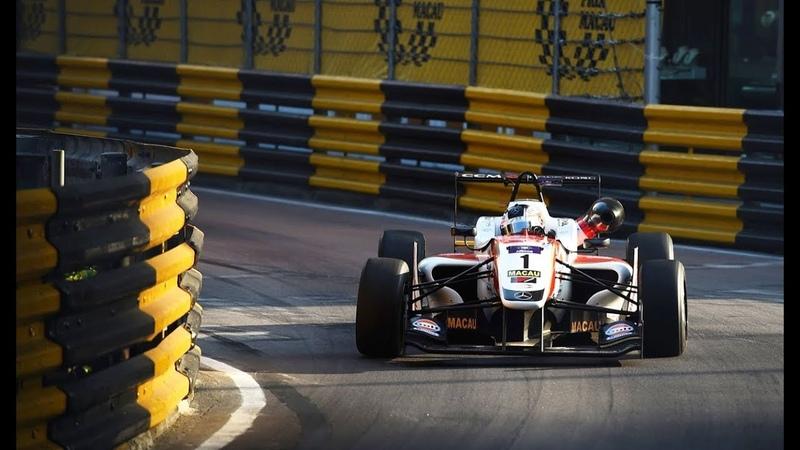 FIA Formula 3 European (Macau GP Circuit - Этап №12)