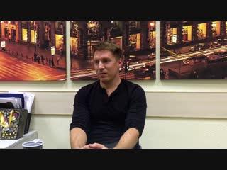 Появилось много идей: Павел Никонов о работе с наставником