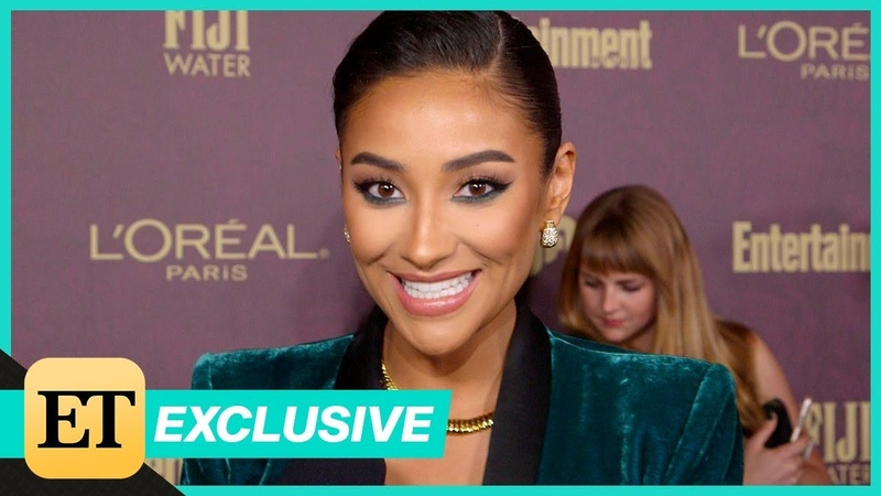 Shay Mitchell Teases 'PLL' Reunion with the 'Whole Cast' (Exclusive)
