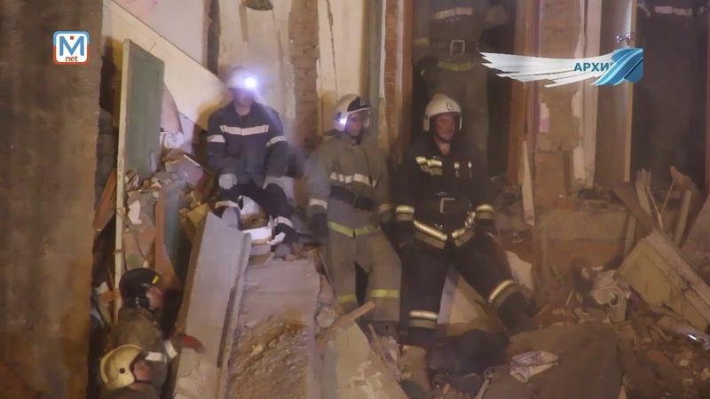 Очередные подробности в деле по обрушению дома на Весенней 16