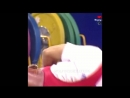 Clean and jerk 157 kg in 56bw