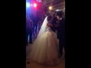 Папа поёт песню на свадьбу дочери