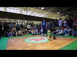 Bboy Fanik Bboy Vinisan Dance Mall Battle