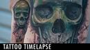 Tattoo Timelapse - Dillon Smith James Haun Collab