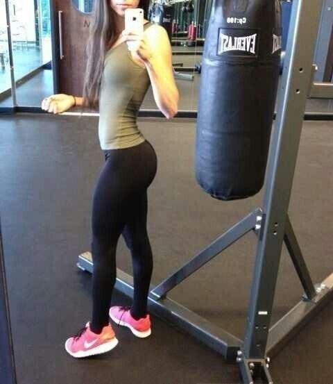 спортивные лосины для фитнеса