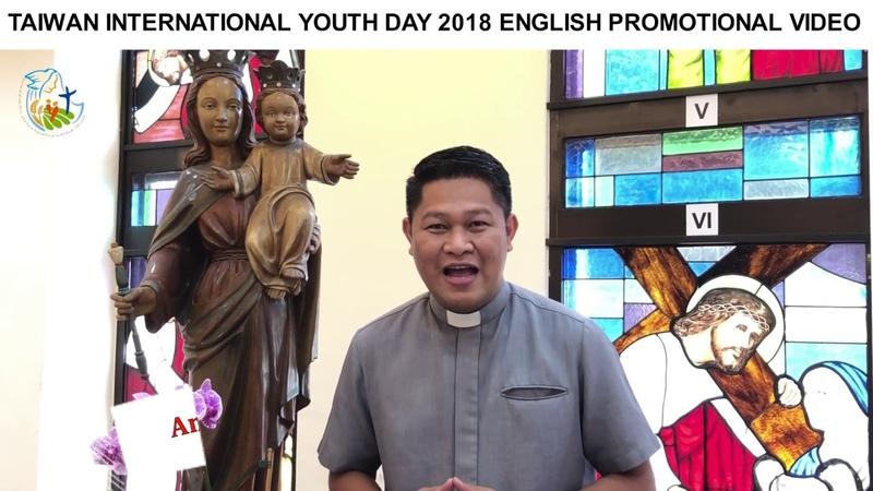 Taiwan International Youth Day 2018 English Promotional Video