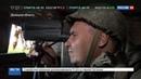 Новости на Россия 24 В ДНР за сутки обстреляли 17 населенных пунктов