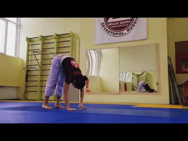Йога для бразильского джиу-джитсу