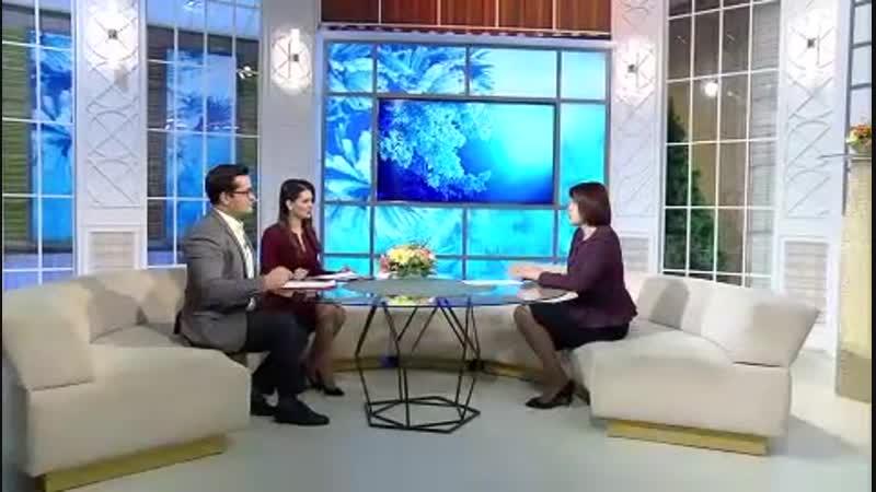 Телеканал ТНВ, программа Манзара 29.01.2019
