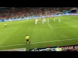 Гол Криштиану Роналду в ворота Испании со штрафного ЧМ-2018