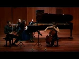 C.Debussy - Piano Trio in G major, 2.Scherzo-Intermezzo.Moderato con allegro; 3.Andante espressivo