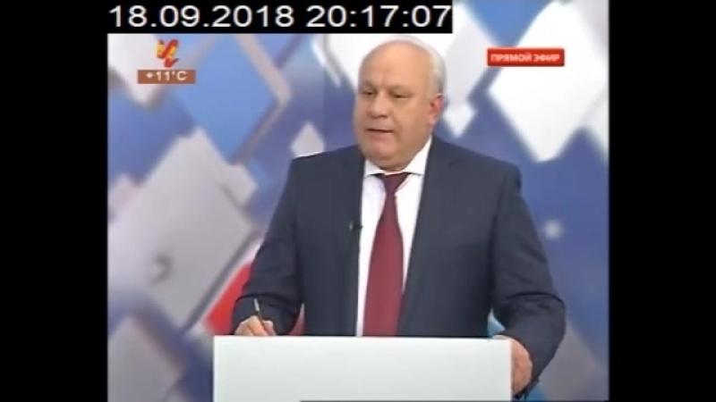 Дебаты Коновалов vs Зимин в городе Черногорск Республика Хакасия