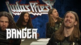 JUDAS PRIEST Breaking the Law Hot Rockin Turbo Lover REACTIONS!