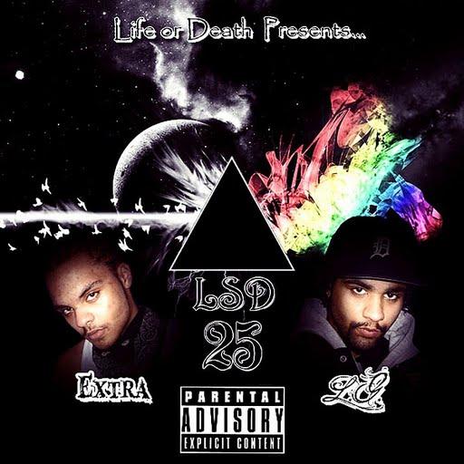 Extra альбом LSD 25 (Parental Advisory)