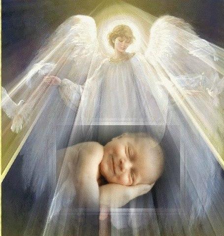 Ангел хранитель дается каждому младенцу