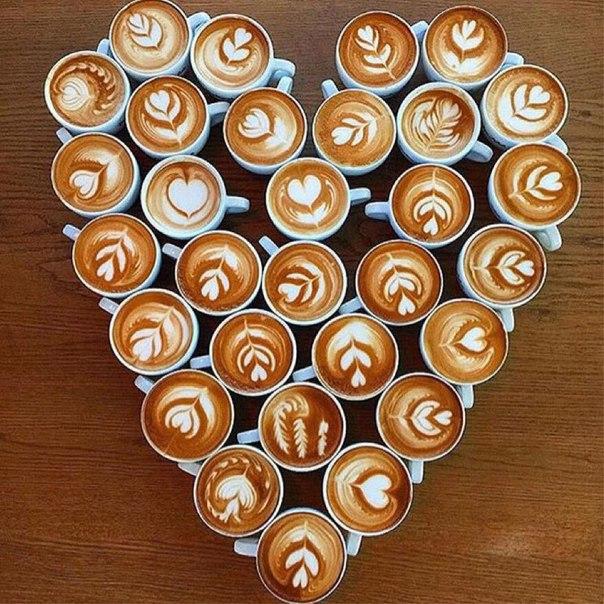 Доброго ранку, дорогі любителі кави!Вже