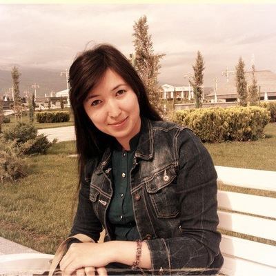 Habiba Hojaniyazowa, 17 декабря , Джанкой, id210444602