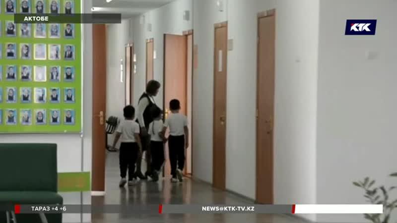 В актюбинской школе повально делают пробу Манту.