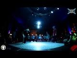 Awesome Battle | 8.12.13 | Hip-Hop Pro | 1/4 | Yana Grishko vs Esha |