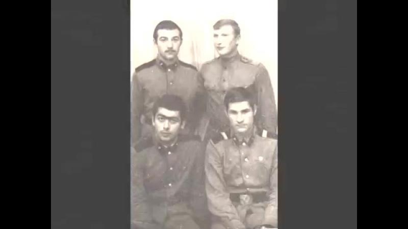 С.А. РВСН в/ч 68543. 1970-1972 г. Мирный-14