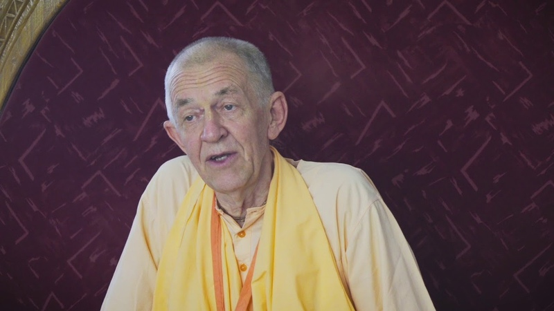 Е.С.Нарасимха Махарадж воскресная программа
