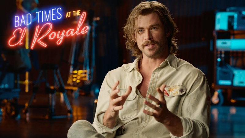 Bad Times at the El Royale | Scratching at the Surface